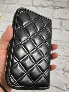 Marc by Marc Jacobs quilted leather wallet